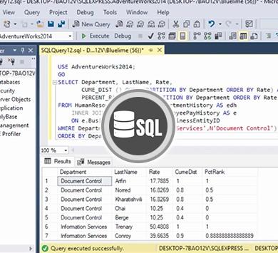 Advanced SQL Master Course
